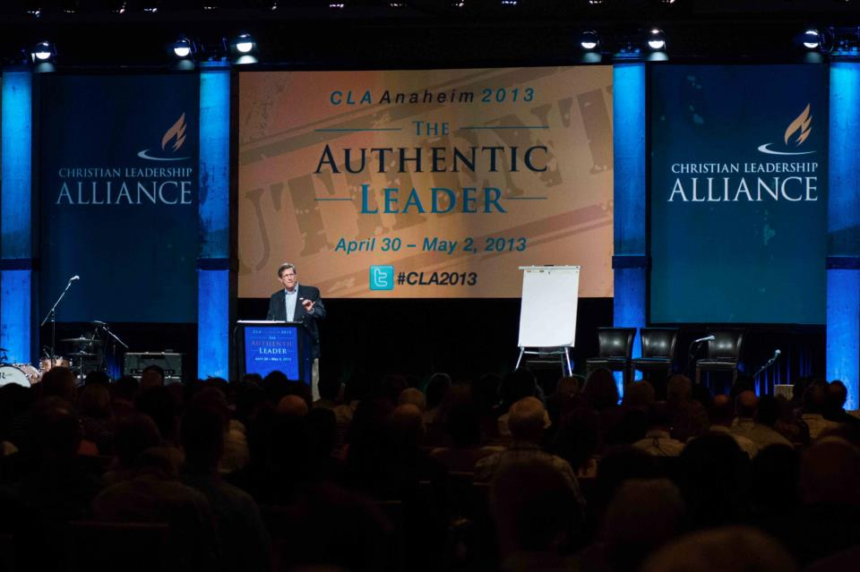 christian leadership alliance wess stafford