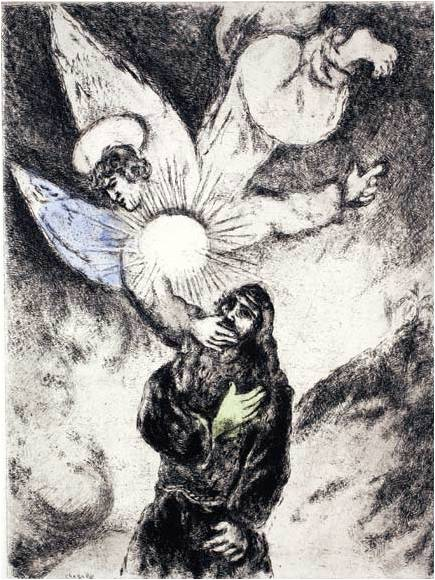 Bible Talk: The Lectionary Passages for Sunday, August 21 ... Chagall Gouaches Jeremia